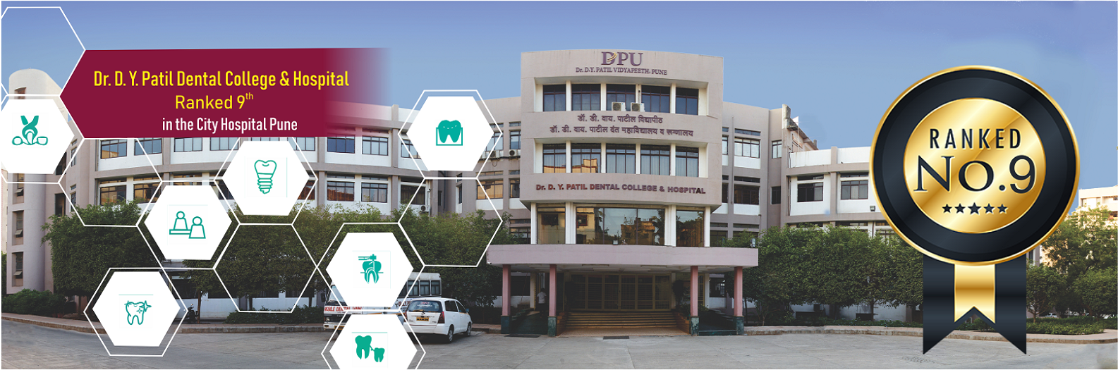 Dr  D  Y  Patil Dental College & Hospital |